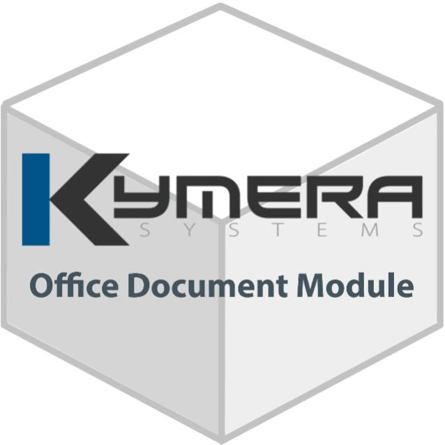 Kymera Cube Office Document Module