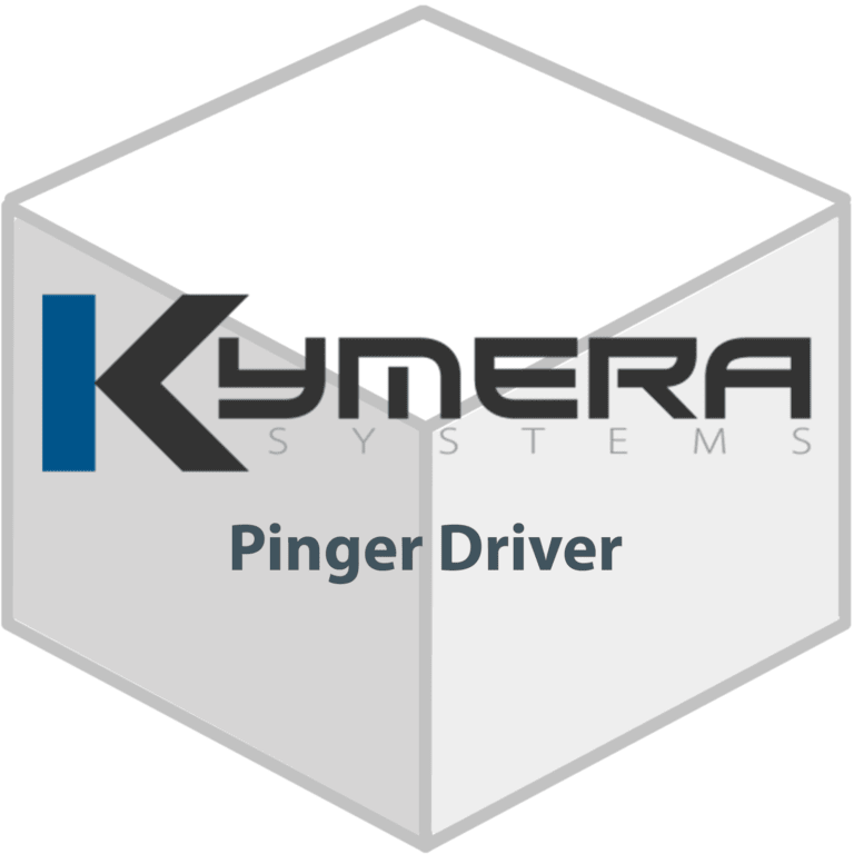 Kymera Cube Pinger Driver