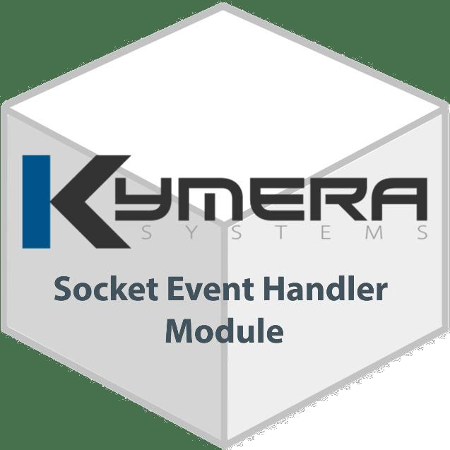 Kymera Cube Socket Event Handler Module