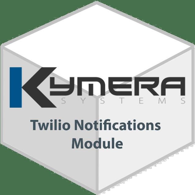 Kymera Cube Twilio Notifications Module