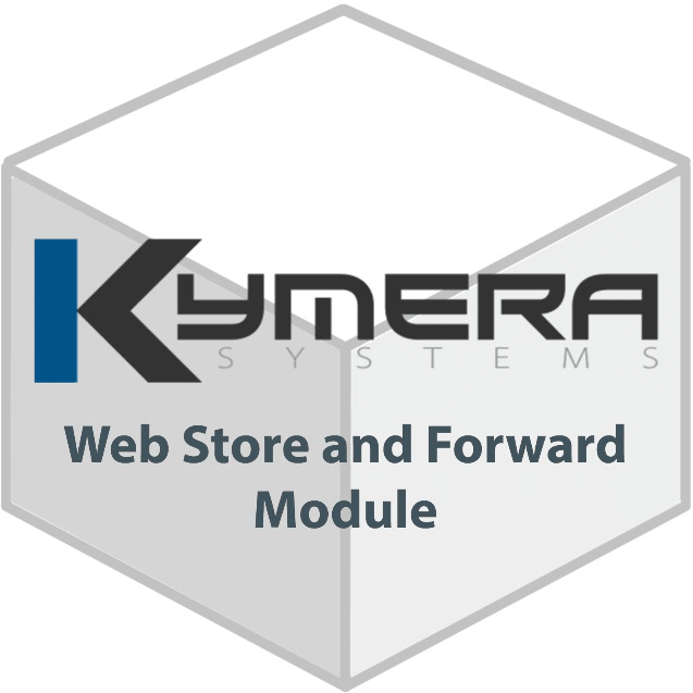 Kymera Cube Web Store and Forward Module
