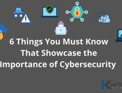 6 Things You Must Know That Showcase the Importance of Cybersecurity
